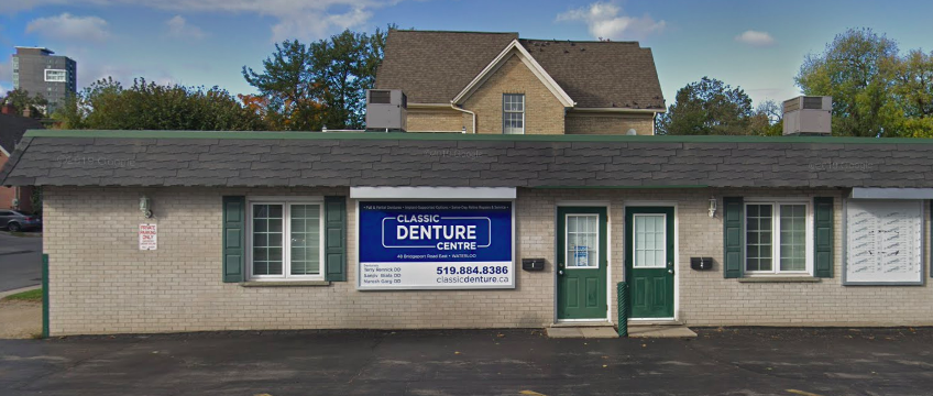 Contact Classic Denture Centre Affordable Dentures in