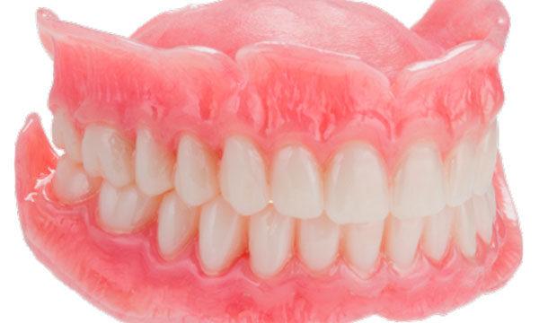 Custom Made Complete Dentures